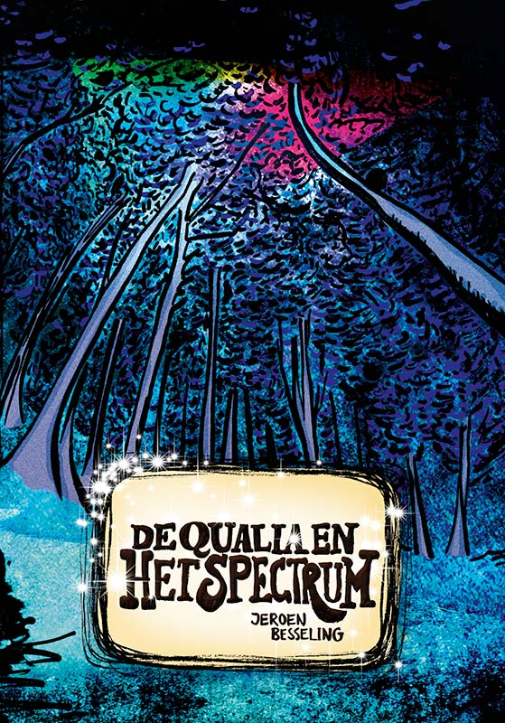 De qualia en het spectrum cover