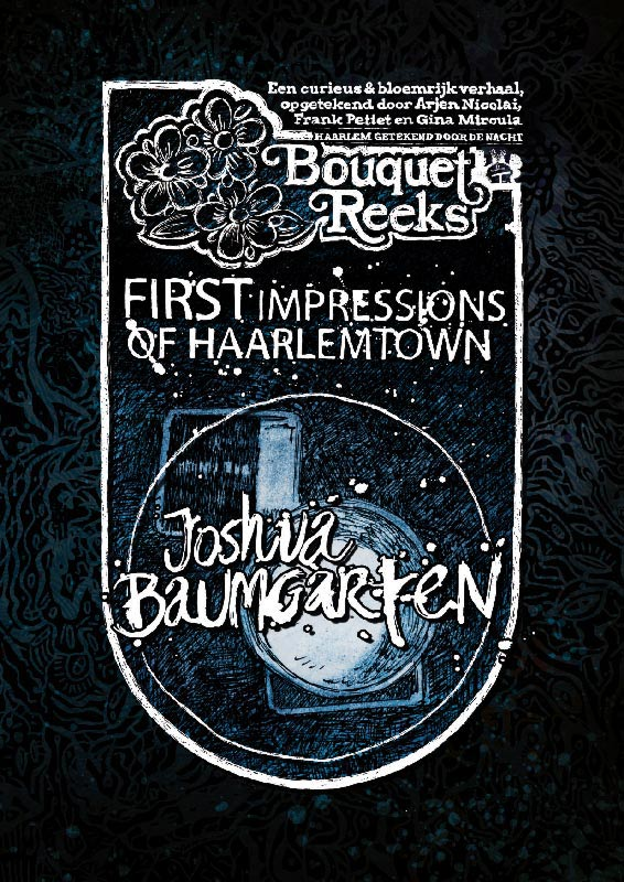 Cover First impressions of Haarlemtown Joshua Baumgarten
