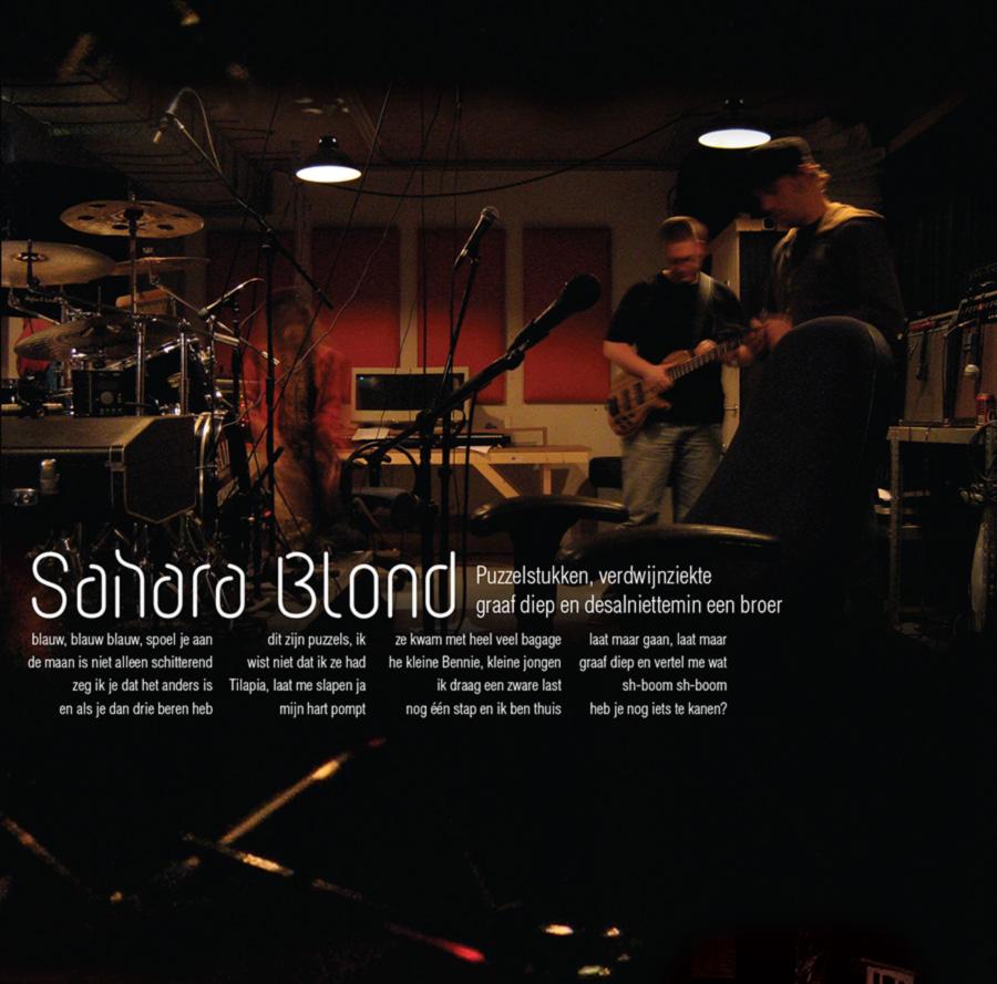 Sahara-Blond-Renver