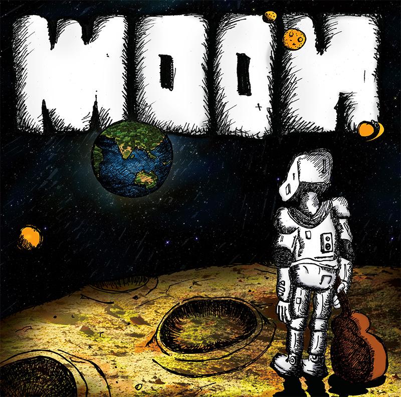 Moon Daniel Rodenburg