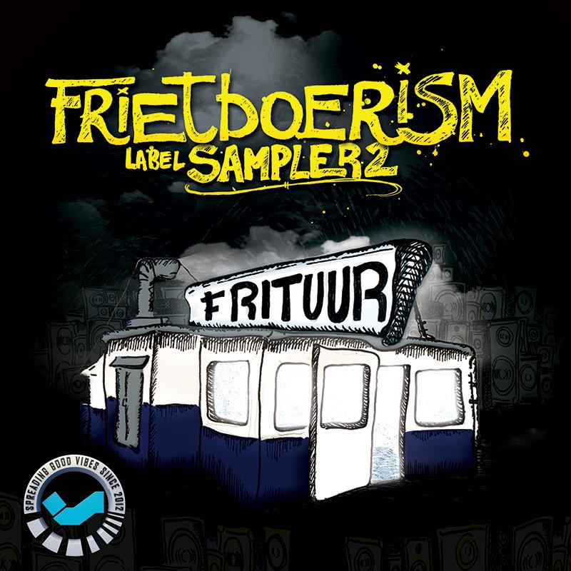 Frietboerism Label Sampler