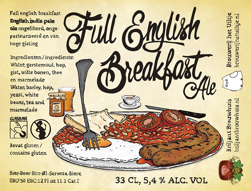 Full English Breakfast Ale