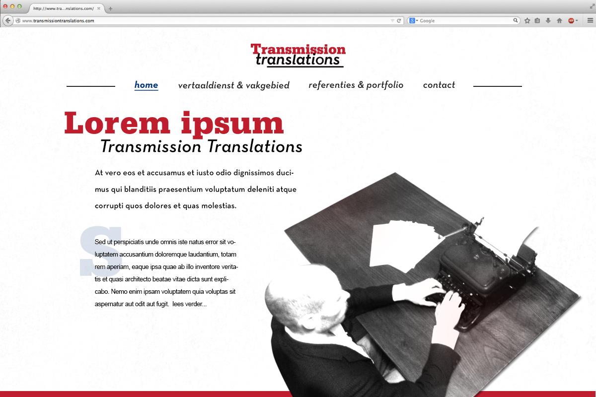 TransmissionTranslations Joris Kreb