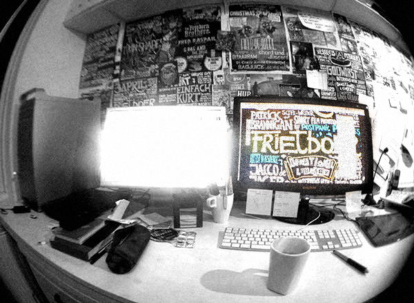 poster workspace